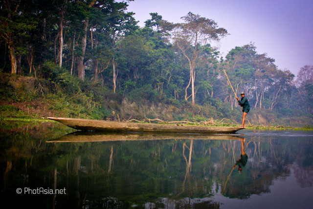 Royal Chitwan National Park, Nepal